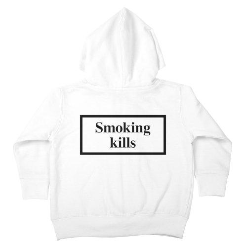 image for Smoking kills T-shirt