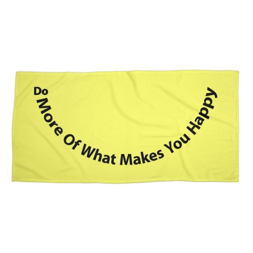 image for Do More Of What Makes You Happy