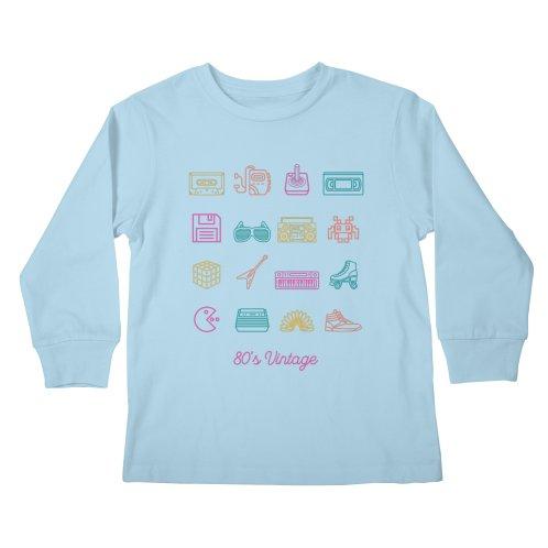 image for 1980's Vintage Retro 80s Nostalgia Funny Eighties T-shirt