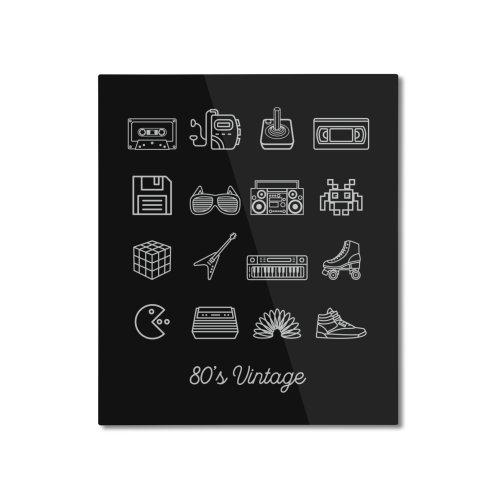 image for 1980's Vintage Retro 80s Nostalgia Funny Eighties Tee