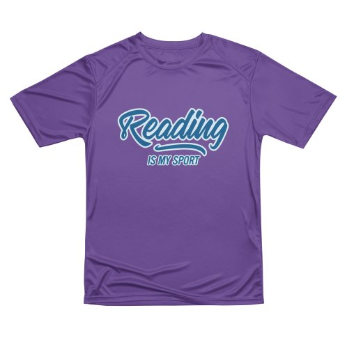 image for Reading Is My Sport Book Lover Read Teacher Gift T-Shirt