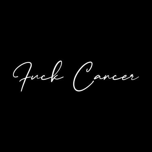 Design for Fuck Cancer - Breast Cancer Awareness - Cancer Survivor T-shirt
