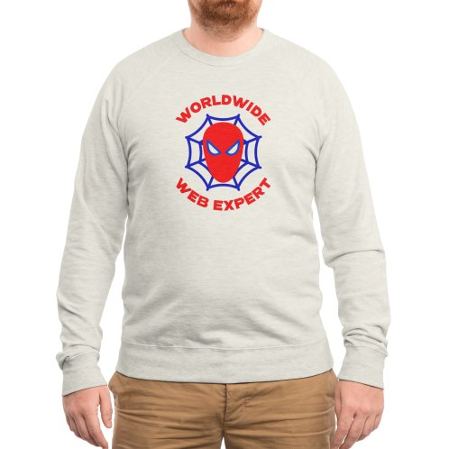 image for Worldwide Web Expert Funny T-shirt