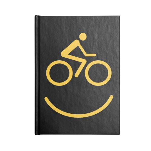 image for Bike Smiley Face Funny Cycling T-shirt