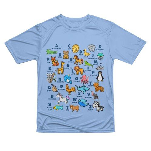 image for Alphabet Animal ABCs Learning T-shirt