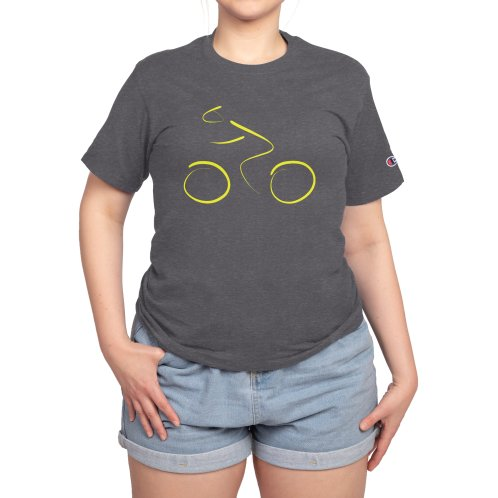 image for Bike lover T-shirt Funny Cycling Shirt