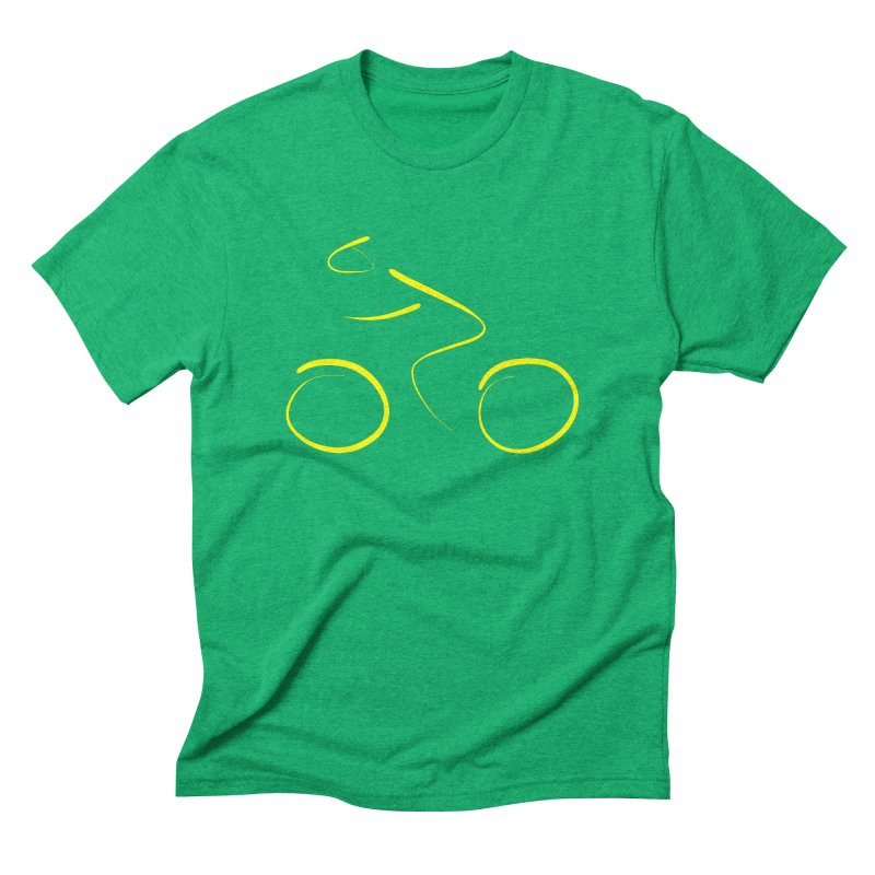 Bike lover T-shirt Funny Cycling Shirt Men's T-Shirt by Made By Bono