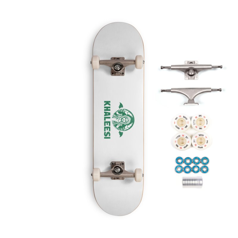 Cup of Khaleesi Accessories Complete - Premium Skateboard by Made With Awesome