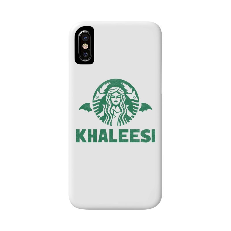 Cup of Khaleesi Accessories Phone Case by Made With Awesome