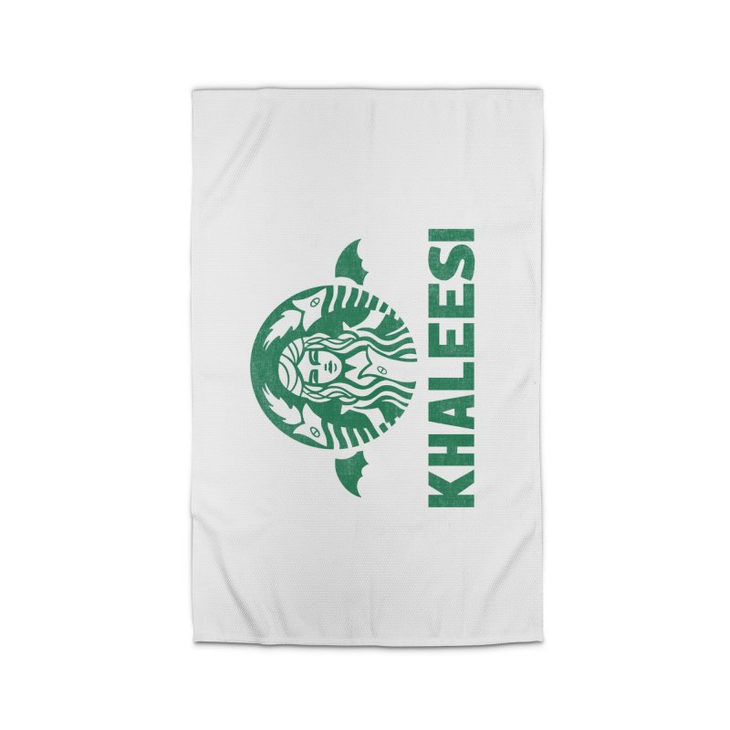 Cup of Khaleesi Home Rug by Made With Awesome