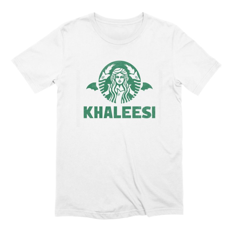 Cup of Khaleesi Men's Extra Soft T-Shirt by Made With Awesome