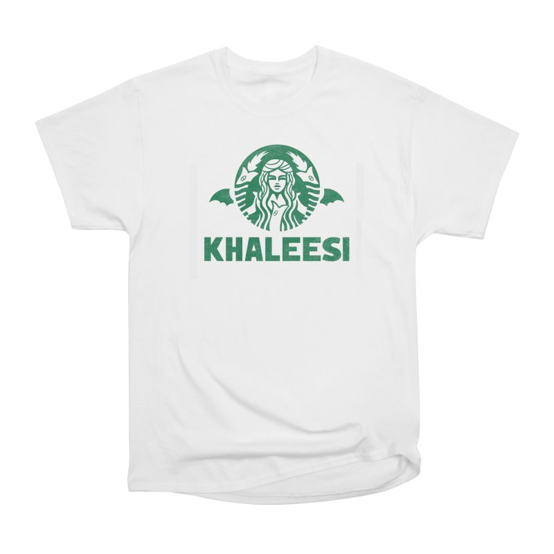 Cup of Khaleesi Men's T-Shirt by Made With Awesome