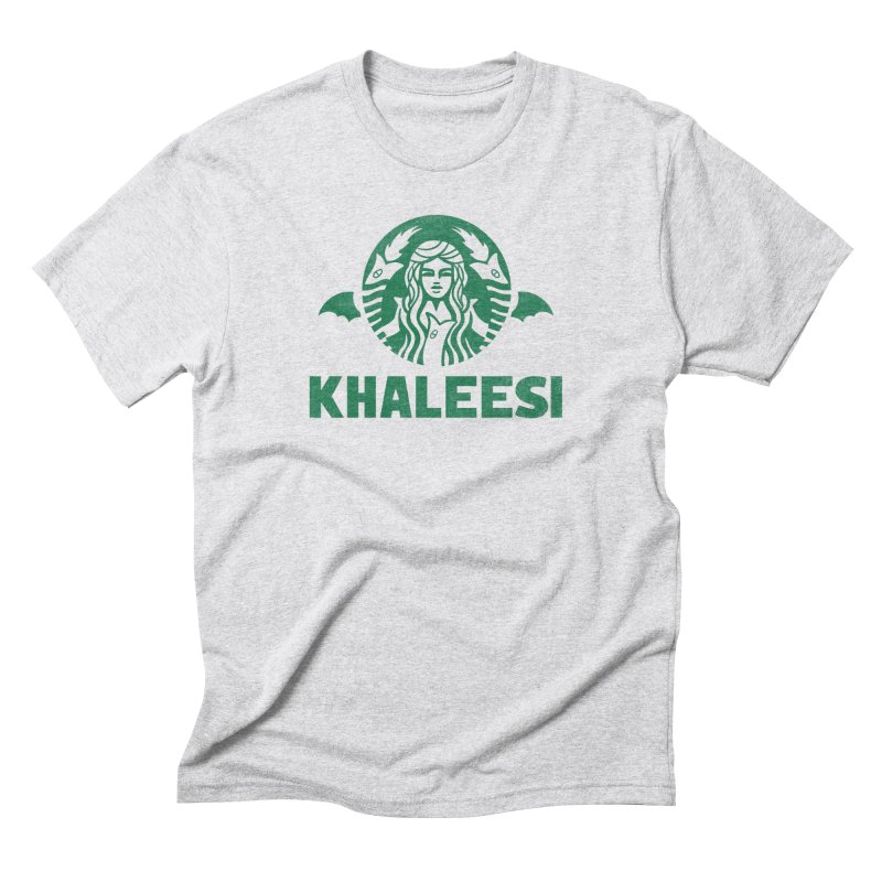 Cup of Khaleesi Men's Triblend T-Shirt by Made With Awesome