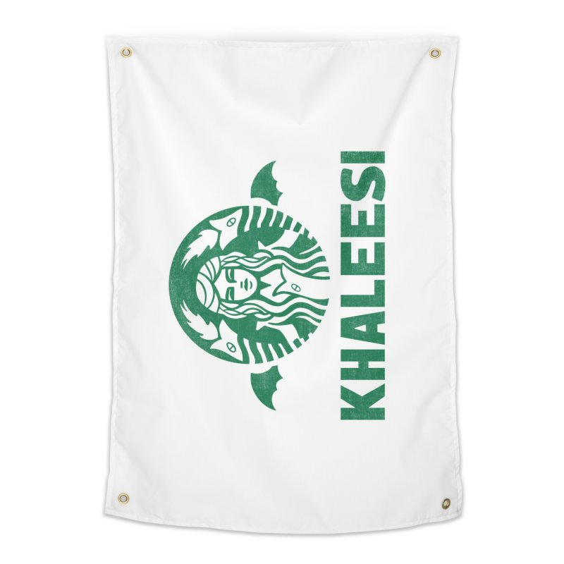 Cup of Khaleesi Home Tapestry by Made With Awesome
