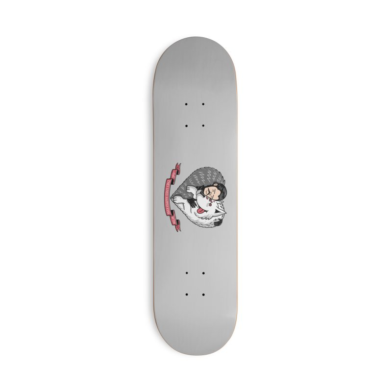 GOT Each Other Accessories Deck Only Skateboard by Made With Awesome