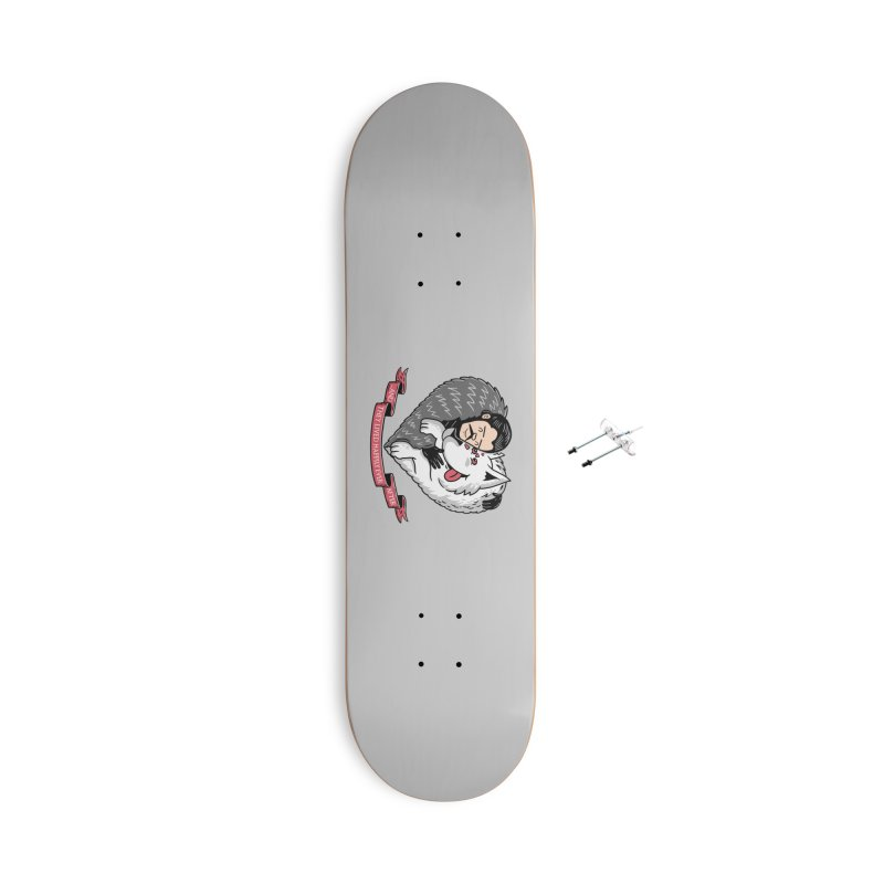 GOT Each Other Accessories With Hanging Hardware Skateboard by Made With Awesome