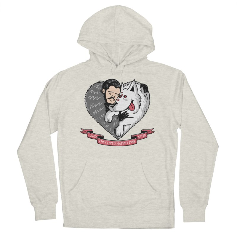 GOT Each Other Women's French Terry Pullover Hoody by Made With Awesome