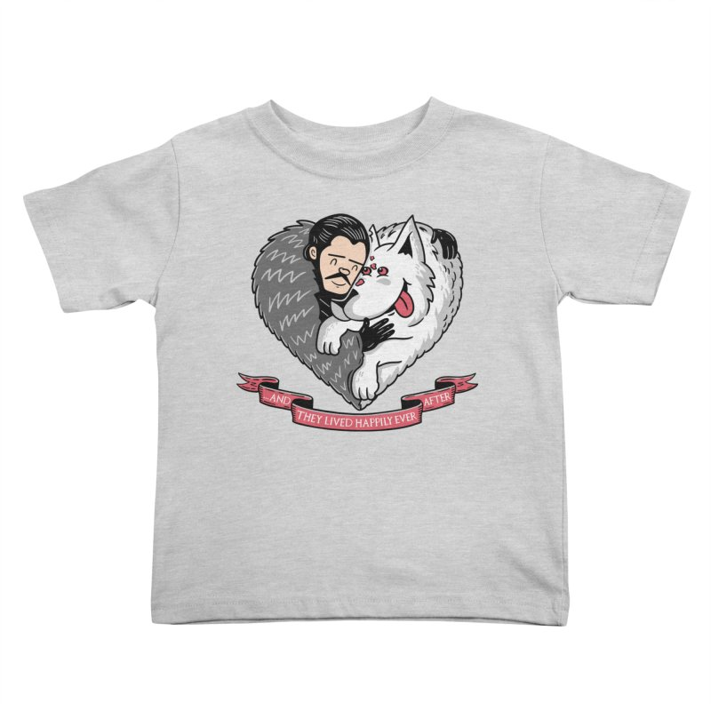 GOT Each Other Kids Toddler T-Shirt by Made With Awesome
