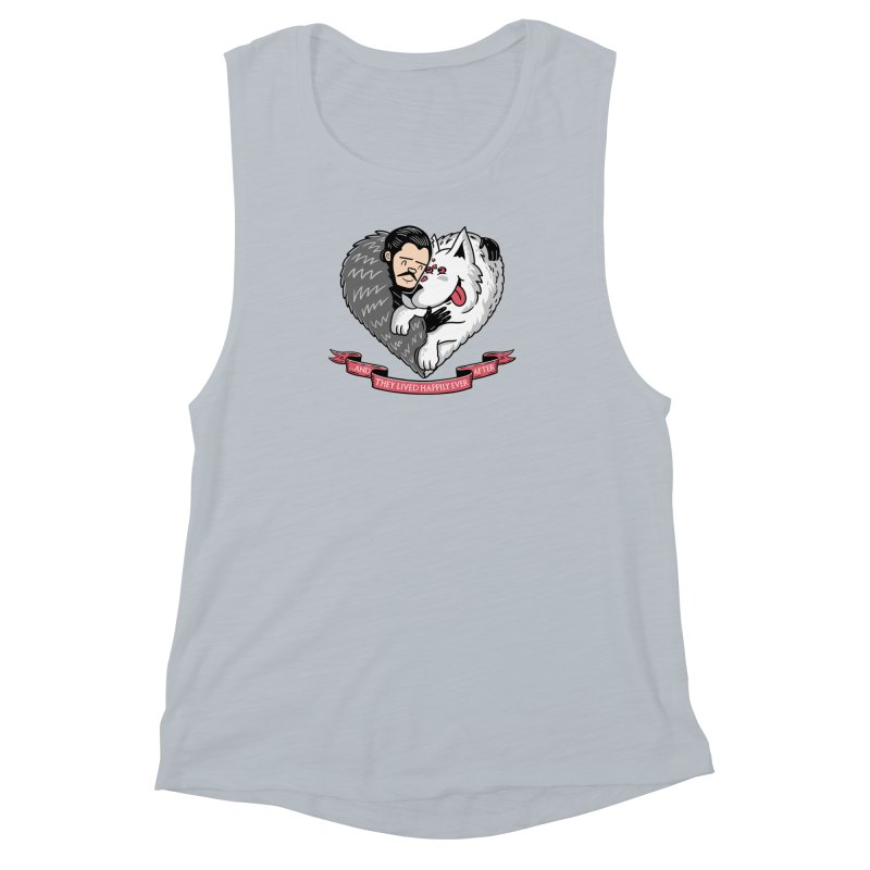 GOT Each Other Women's Muscle Tank by Made With Awesome