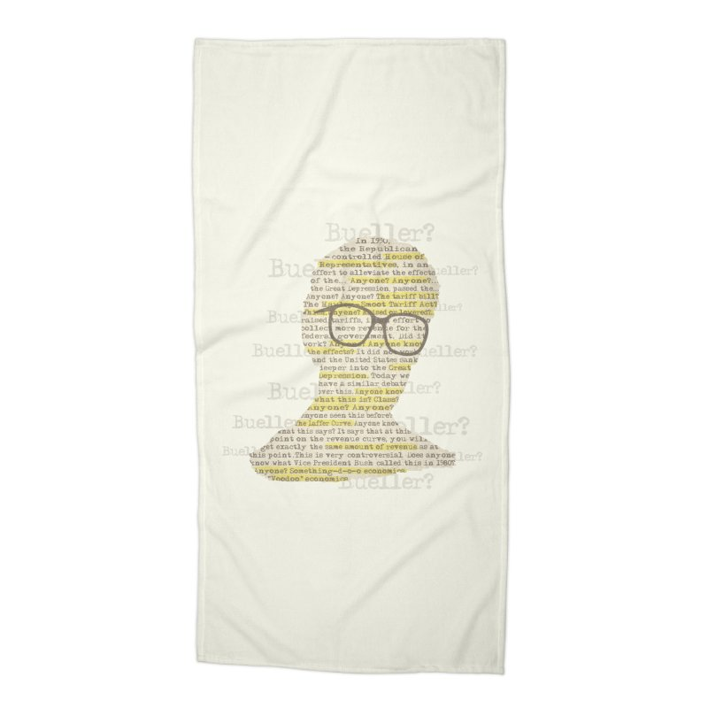 Anyone, Anyone Accessories Beach Towel by Made With Awesome