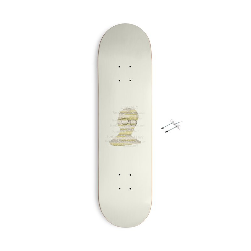 Anyone, Anyone Accessories With Hanging Hardware Skateboard by Made With Awesome