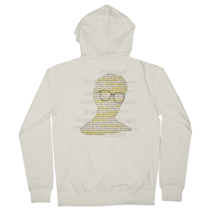 Anyone, Anyone Men's French Terry Zip-Up Hoody by Made With Awesome