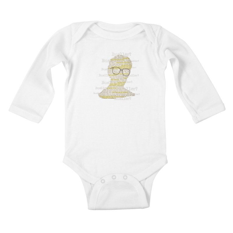 Anyone, Anyone Kids Baby Longsleeve Bodysuit by Made With Awesome