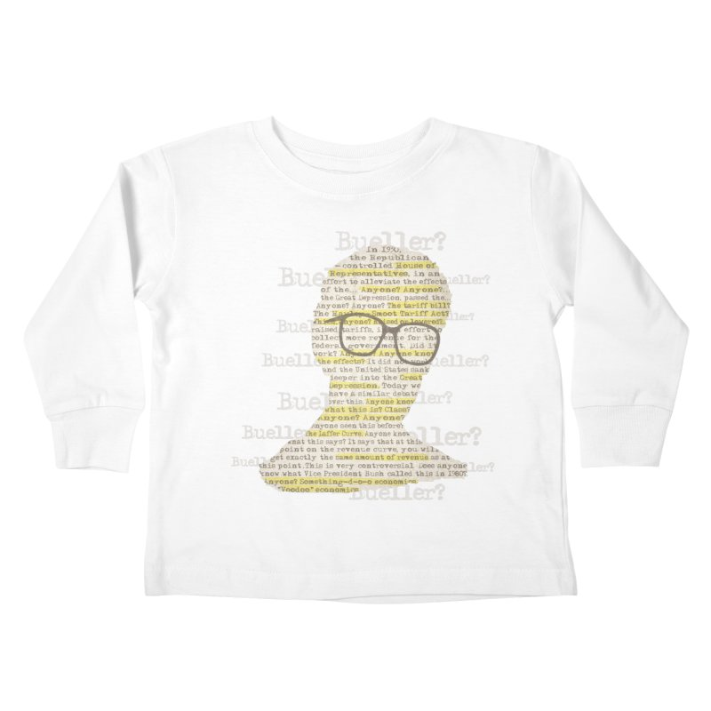 Anyone, Anyone Kids Toddler Longsleeve T-Shirt by Made With Awesome