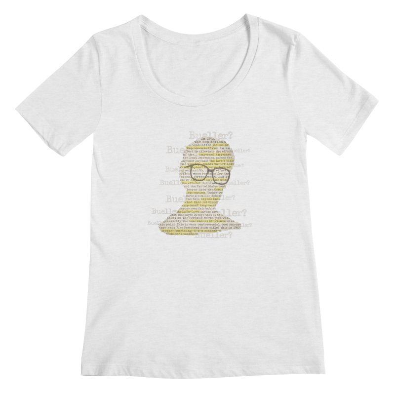 Anyone, Anyone Women's Regular Scoop Neck by Made With Awesome