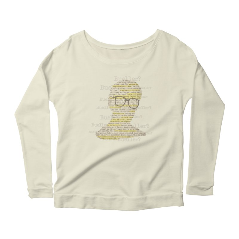 Anyone, Anyone Women's Scoop Neck Longsleeve T-Shirt by Made With Awesome