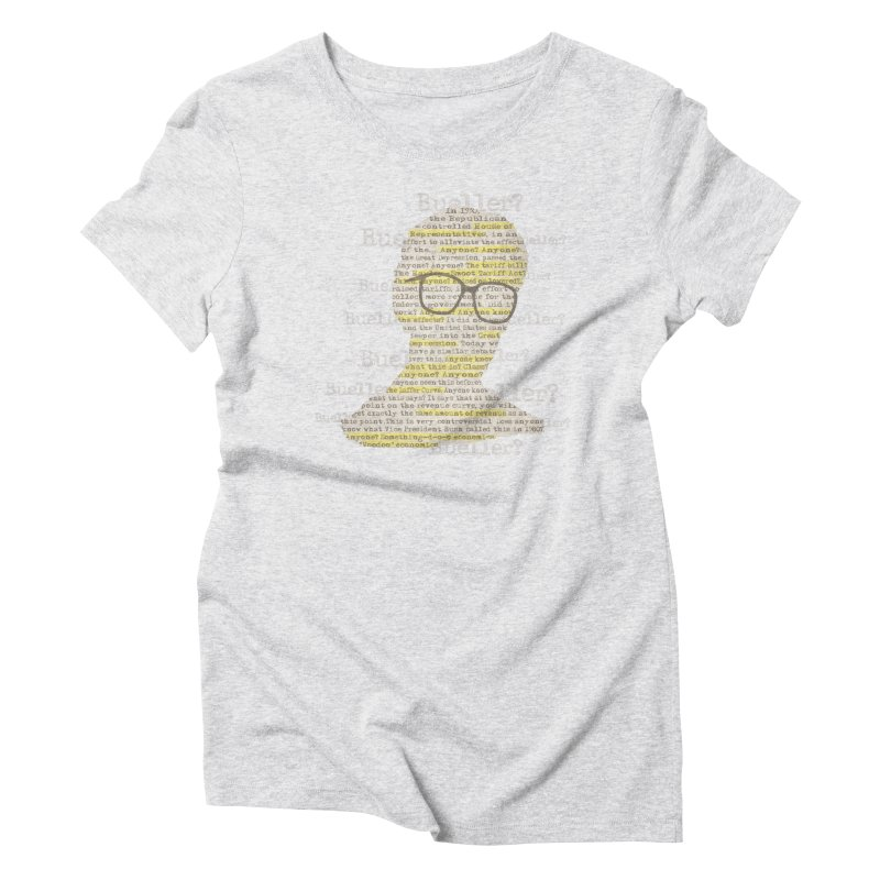 Anyone, Anyone Women's Triblend T-Shirt by Made With Awesome