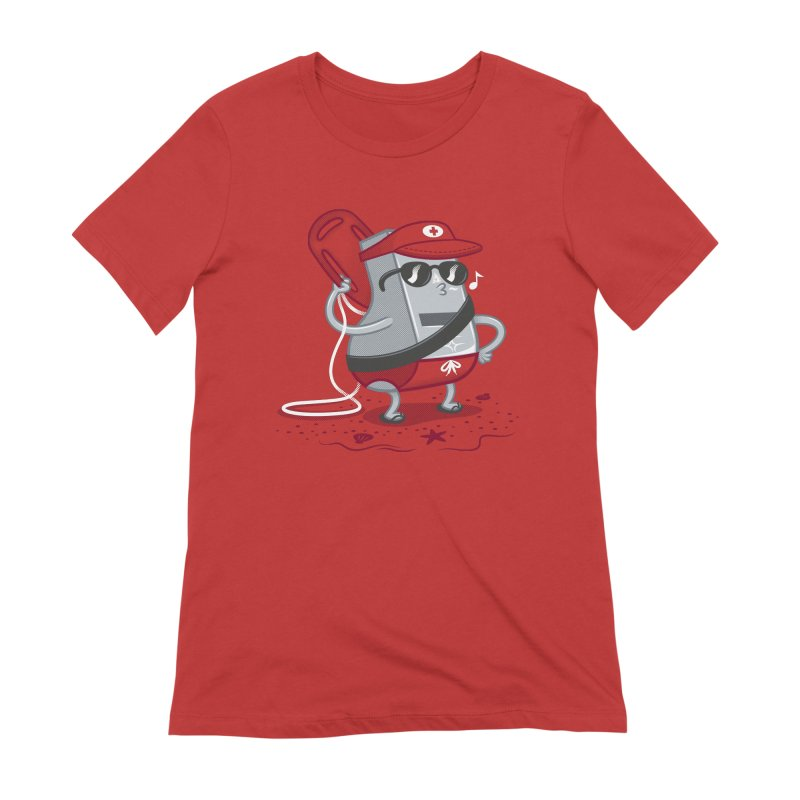 Whistle While You Work Women's Extra Soft T-Shirt by Made With Awesome