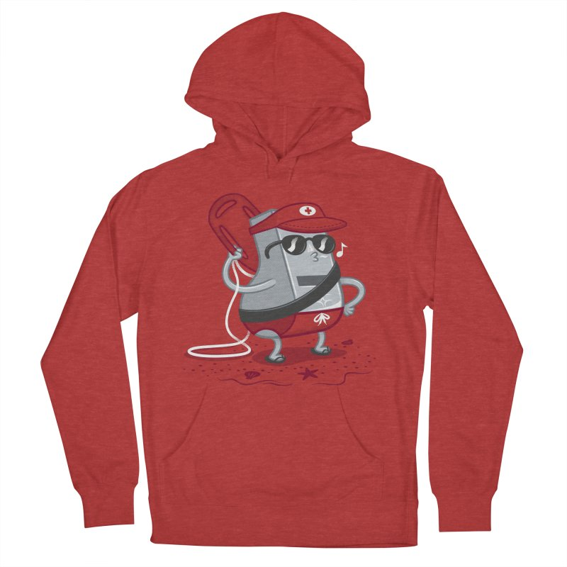 Whistle While You Work Women's French Terry Pullover Hoody by Made With Awesome