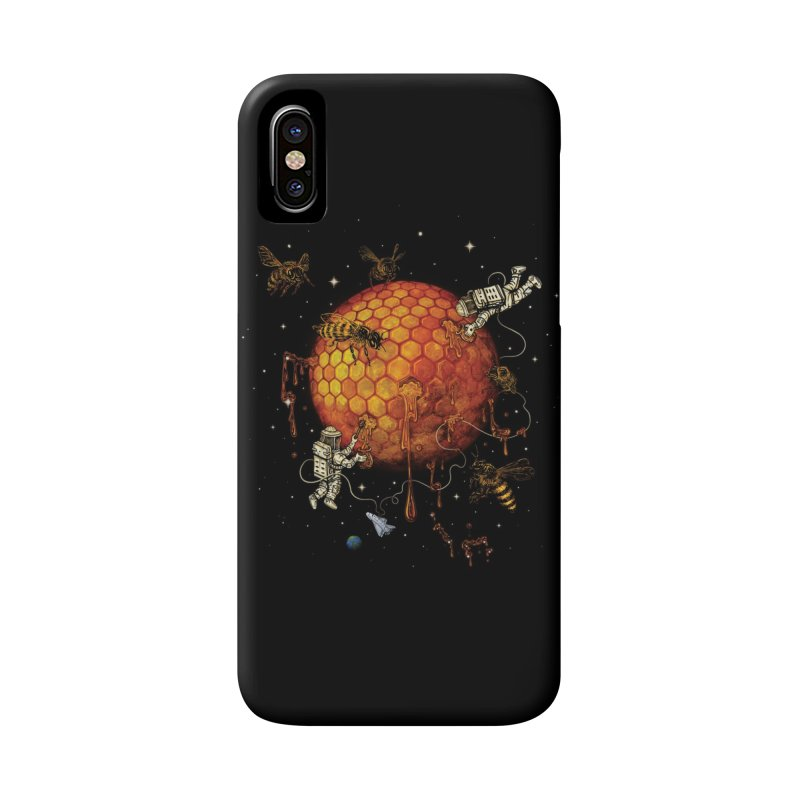 Honey Moon Accessories Phone Case by Made With Awesome