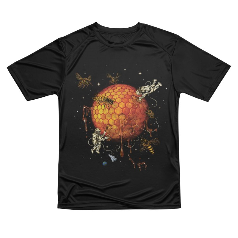 Honey Moon Guys T-Shirt by Made With Awesome