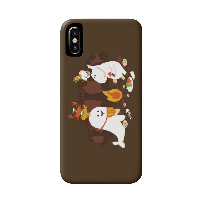 Horn Kabobs Accessories Phone Case by Made With Awesome