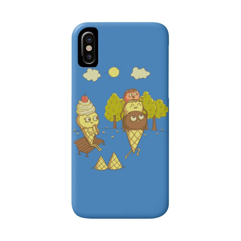 Yummyback Ride Accessories Phone Case by Made With Awesome
