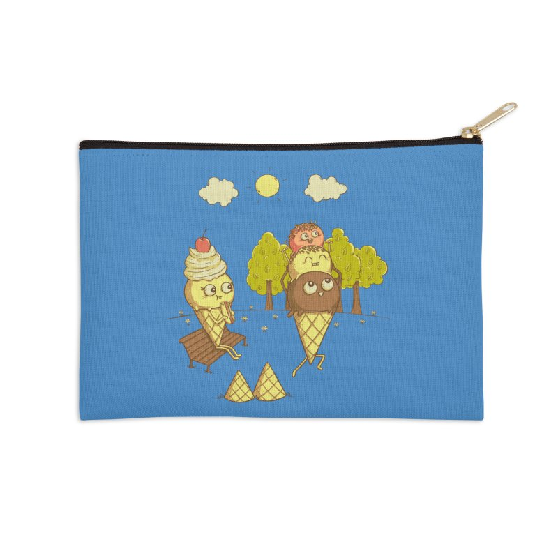 Yummyback Ride Accessories Zip Pouch by Made With Awesome