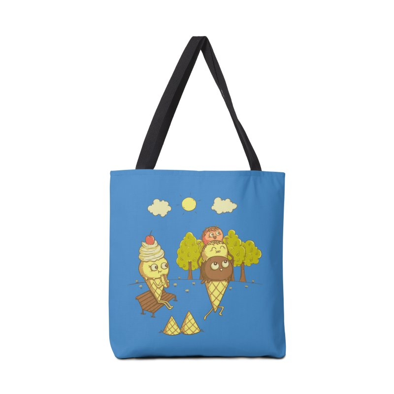 Yummyback Ride Accessories Tote Bag Bag by Made With Awesome