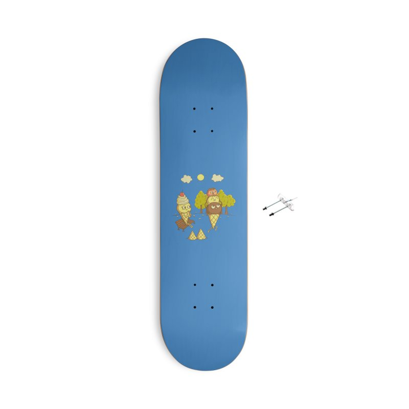 Yummyback Ride Accessories With Hanging Hardware Skateboard by Made With Awesome