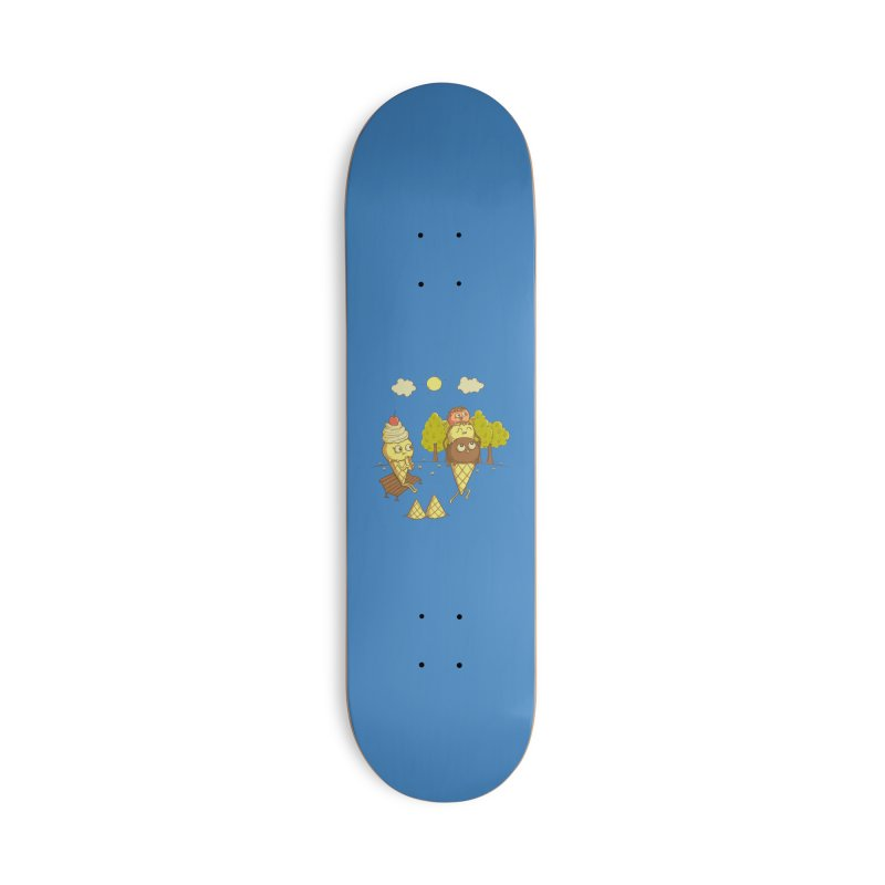 Yummyback Ride Accessories Deck Only Skateboard by Made With Awesome