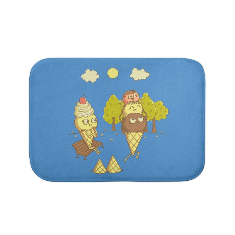 Yummyback Ride Home Bath Mat by Made With Awesome