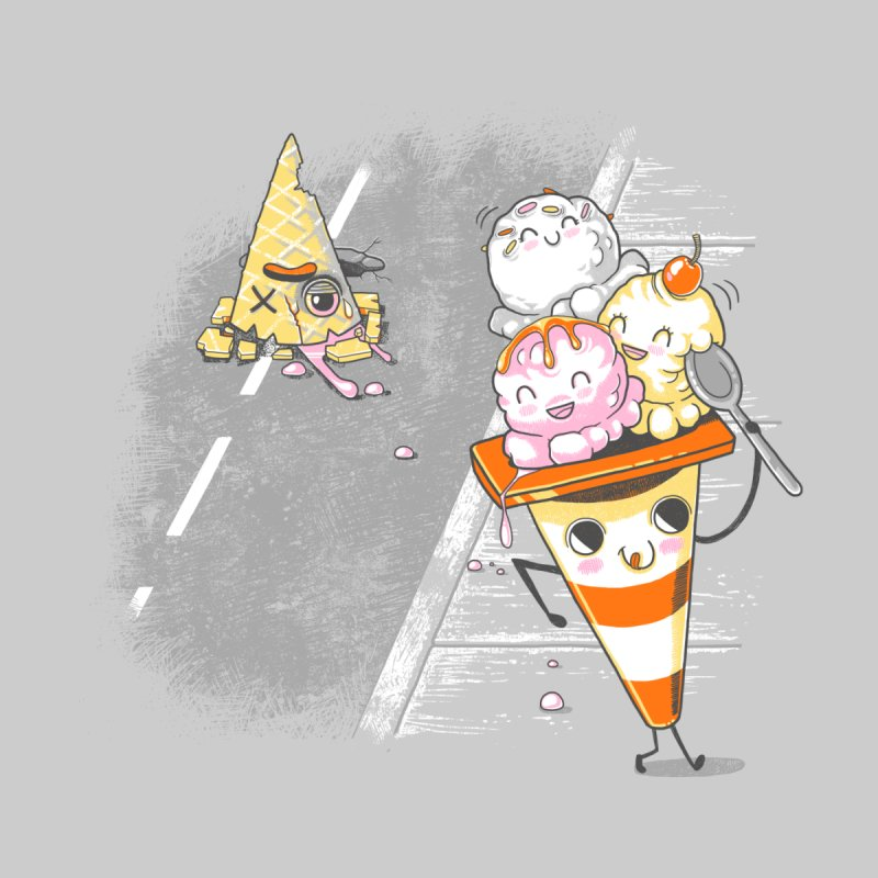 Traffic Cone's Sweet Revenge by Made With Awesome