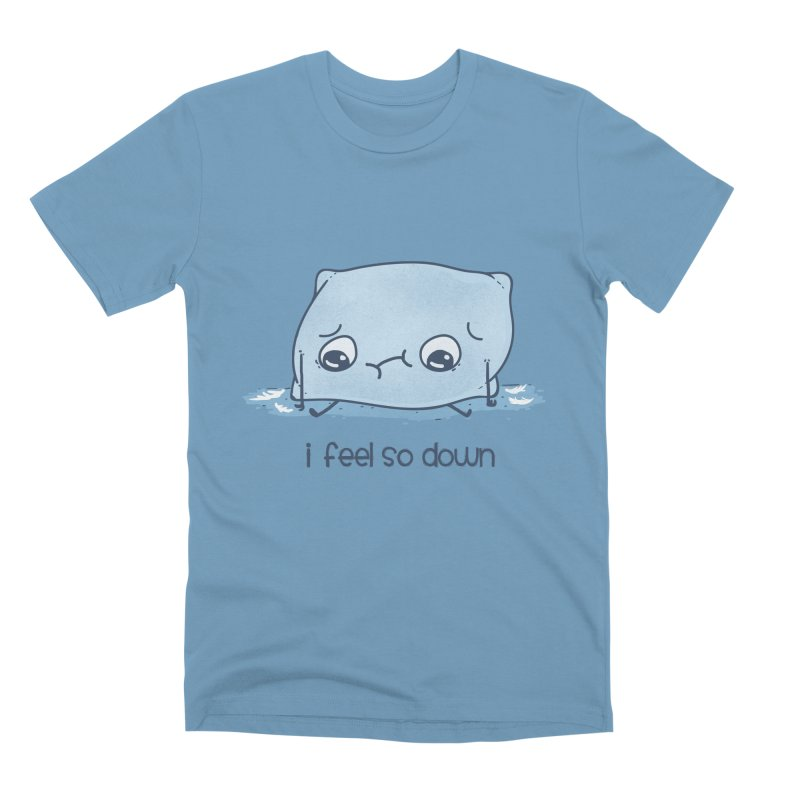 Pillow Talk Men's Premium T-Shirt by Made With Awesome