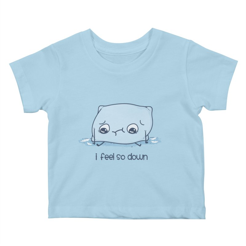 Pillow Talk Kids Baby T-Shirt by Made With Awesome