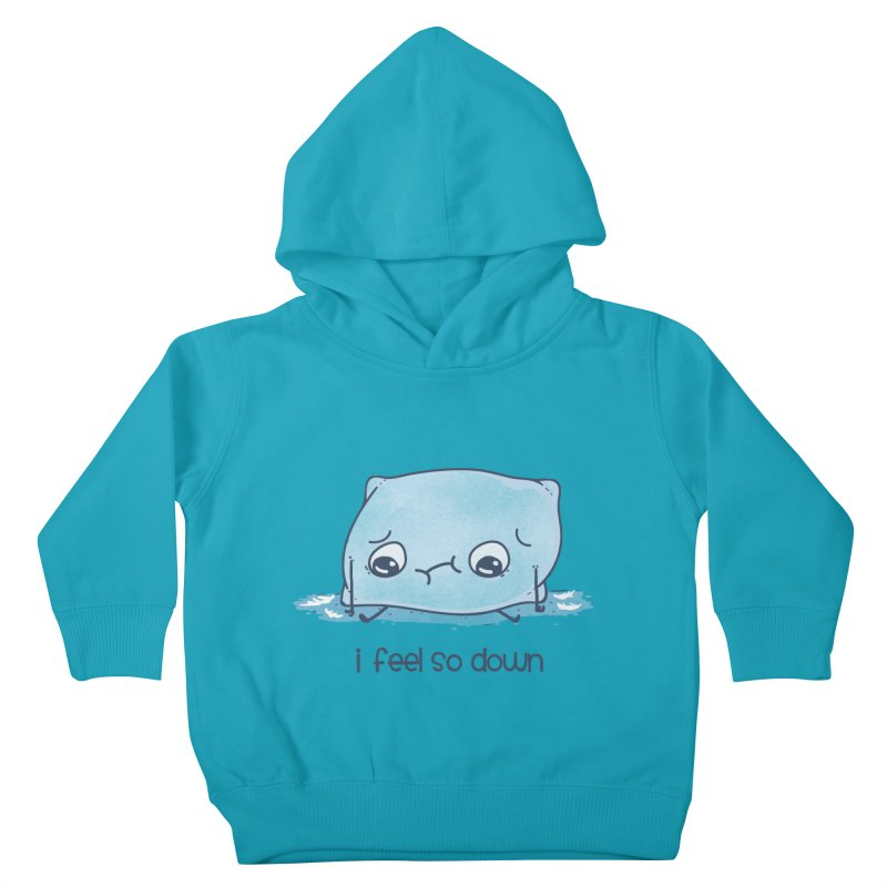 Pillow Talk Kids Toddler Pullover Hoody by Made With Awesome