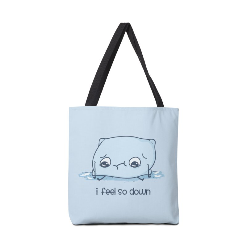 Pillow Talk Accessories Tote Bag Bag by Made With Awesome