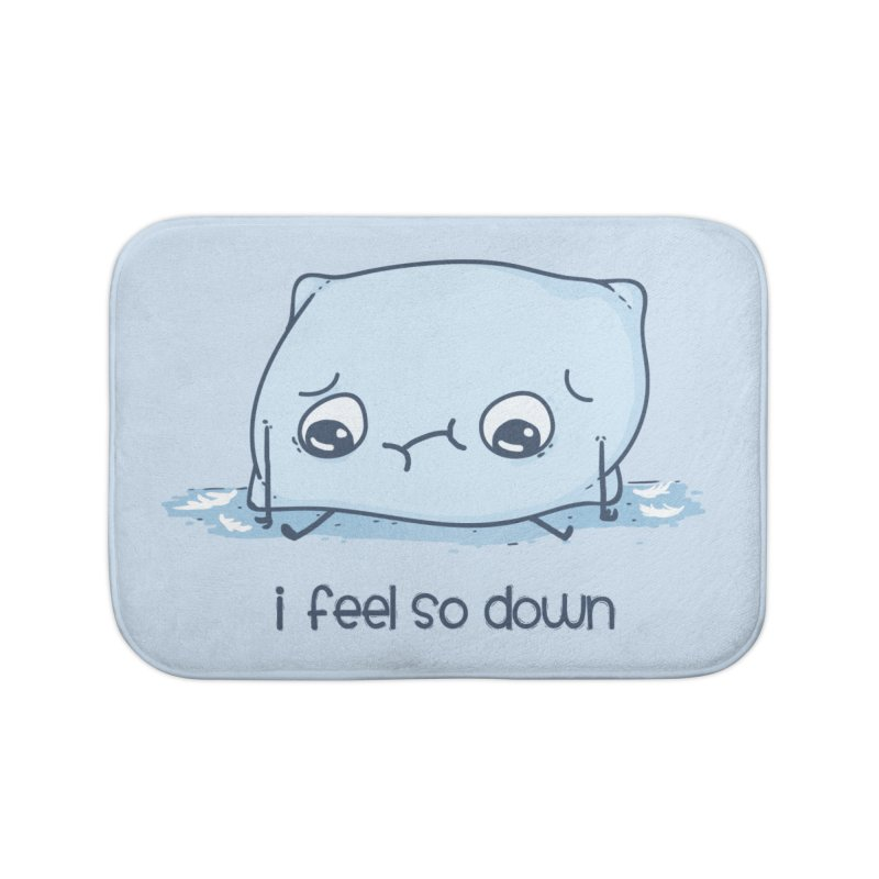 Pillow Talk Home Bath Mat by Made With Awesome