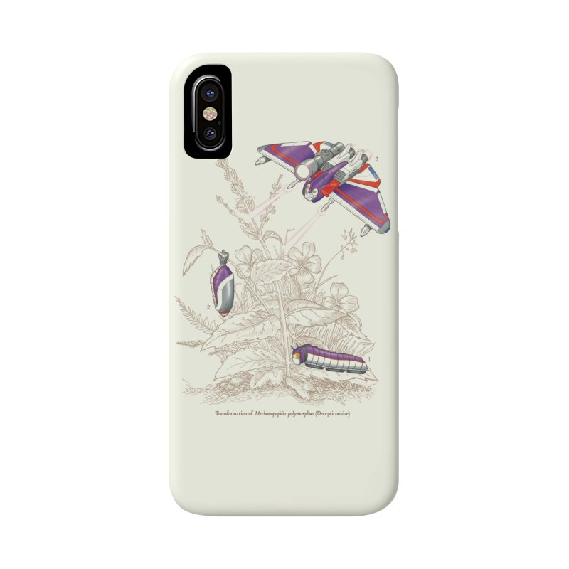 Natural Transformation Accessories Phone Case by Made With Awesome