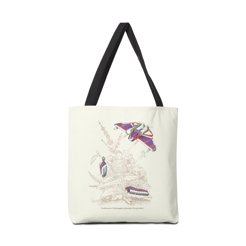 Natural Transformation Accessories Tote Bag Bag by Made With Awesome